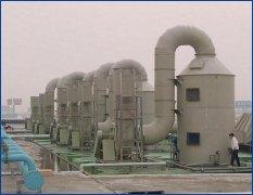 影响废气处理厂家效率的
